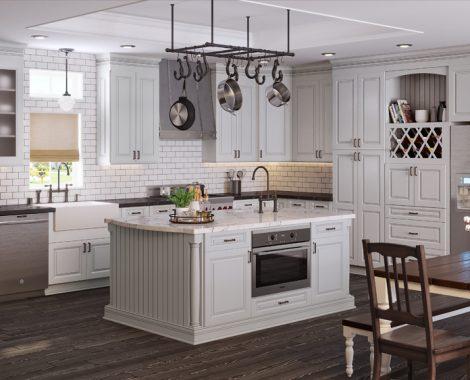 Torrance Dove Kitchen